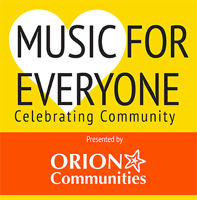 MUSIC for EVERYONE – Oct 18th