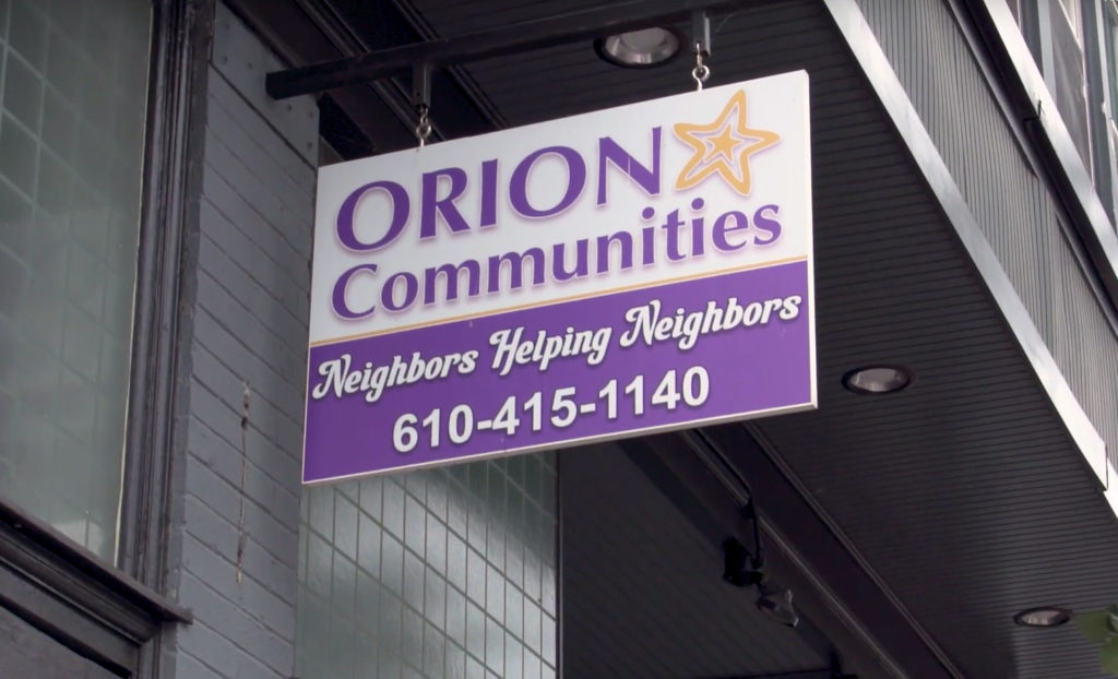 Orion sign