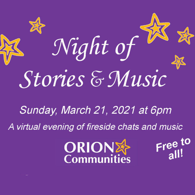 Night of Stories 2021