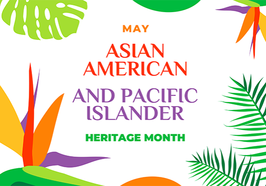 Asian American and Pacific Islander Month image